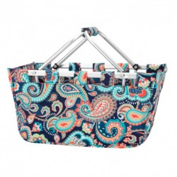 Printed Market Tote (Greek)