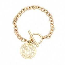 Ava Acrylic Toggle Bracelet