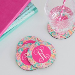 Round Coasters (Greek)