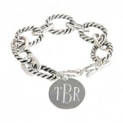 Silver Henson Bracelet (Greek)