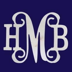 Classic Vine Monogram