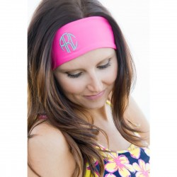 Active Headband Solid Color (Greek)