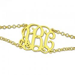 Double Chain Bracelet