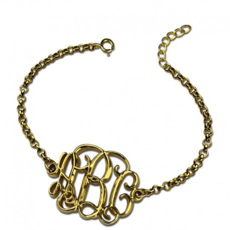 3D Jewelry Chain Bracelet