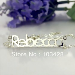 REBECCA Style Customized Necklace