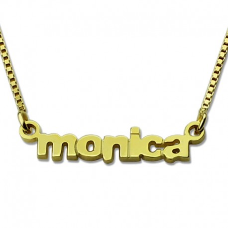 Mimi Name Necklace