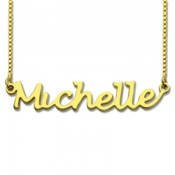 Handwritten Name Necklace