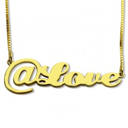 @ Name Necklace