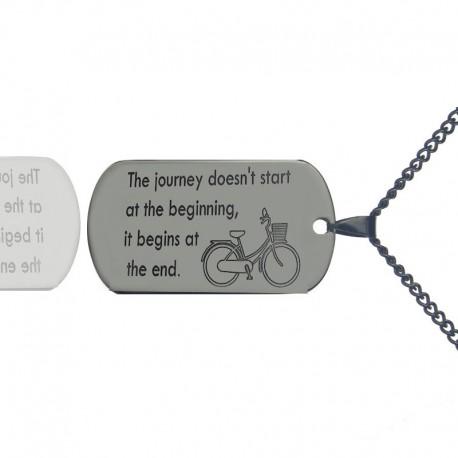 Enjoy The Journey Necklace