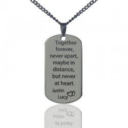 Declaration Of Love Necklace