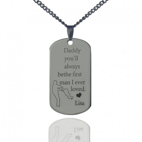Daddy - Daughter Necklace