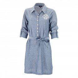 Chambray Dress (Greek)