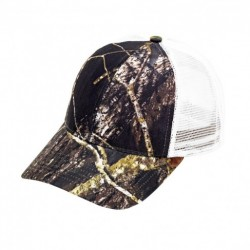 Woods Trucker Hat (Greek)