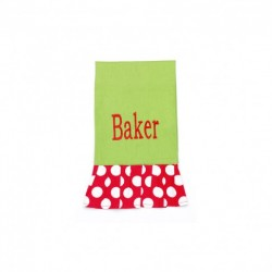 Holiday Hand Towel (Greek)